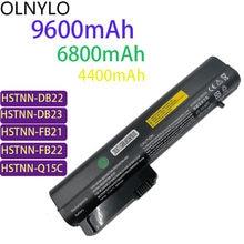 Батарея для HP 411126 411127 412779 441675-001 аккумулятор большой емкости EH768AA EH767AA EH768AA HSTNN-DB22 HSTNN-DB23 HSTNN-FB21 HSTNN-XB21