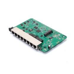 CHANEVE klasy przemysłowej 300 mb/s wysokiej mocy POE 8 portowy Router QCA9531 Chipset 802.11n 16MB flash Router wi-fi z PIC-E gniazdo
