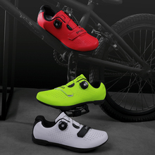 Shoes Man cycling mtb shoes Portable non-slip Quick Lacing S