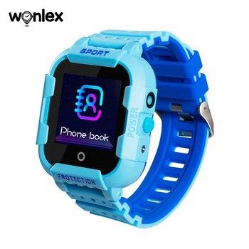 Детские смарт-часы Wonlex KT03 4