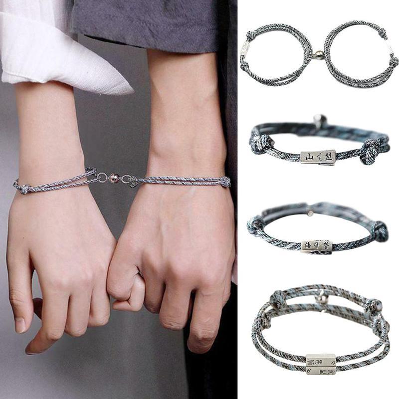 Attract Couples Bracelets