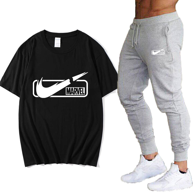 2020 Hot ANIMAL T Shirt Men Cotton Round Collar Muscle Exercise Fitness Strong And Handsome Mens T-shirt Trends Cotton Brand Top