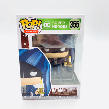 Funko Pop BATMAN #355 Vinyl Action Figure Dolls Toys 2