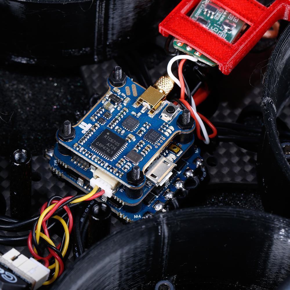 MegaBee V2 3 inch FPV Drone 4K Filmen BNF SucceX F4 Vlucht Controller 35A 4 IN 1 ESC XING 1408 3600KV Borstelloze Motor - 6