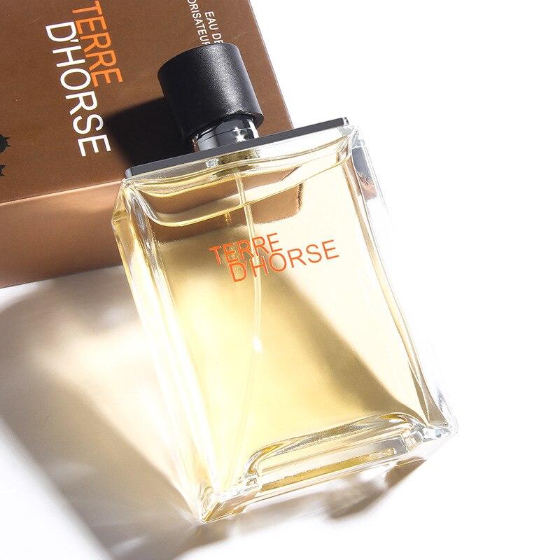 Original 100ML Men's Perfume Woody Neutral Cologne Spray Fragrances Long Lasting Fresh Parfum Natural Mature Male Perfumes Men