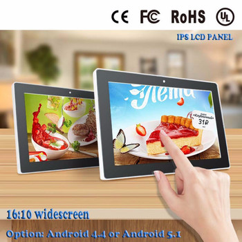 manufacturer wall mount tablet pc android 10.1