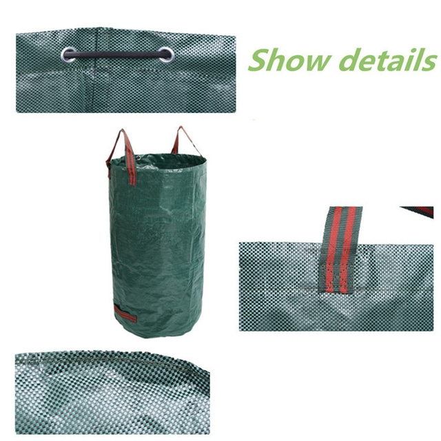Large Capacity Reusable Waste Bag