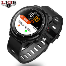 IP68 Waterdichte Sport Mode Bluetooth Smart Watch Mannen Vrouwen Stappenteller Hartslagmeter Bloeddruk Tracking Fitness Horloge(China)