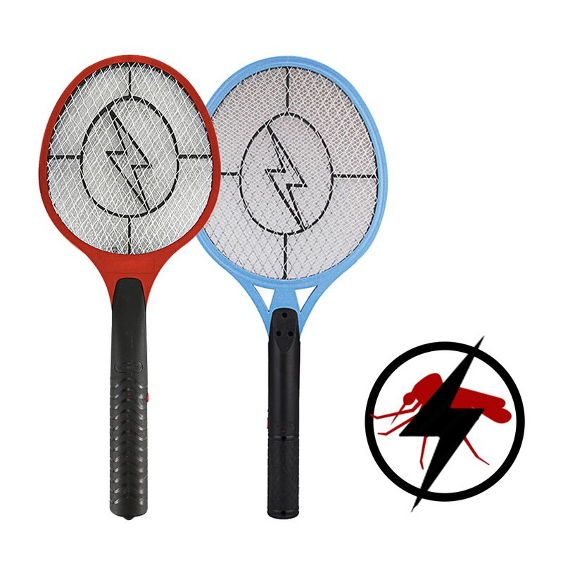 New US / EU Plug Chargerable Home Electric Fly Mosquito Bug Zapper Swatter Mosquito Killer Safety Mesh Cordless Anti Bug Zapper