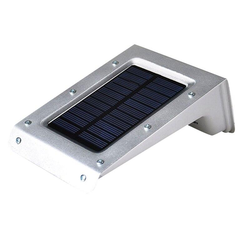 20 Led Solar Light Motion Sensor Induction Light Waterproof Sound Control Induction Garden Wall Light