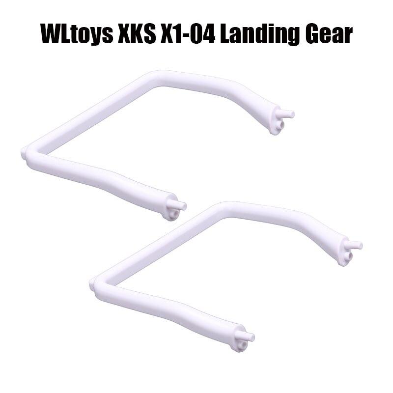 WLtoys XKS X1 RC Drone piezas de repuesto X1-04 tren de aterrizaje
