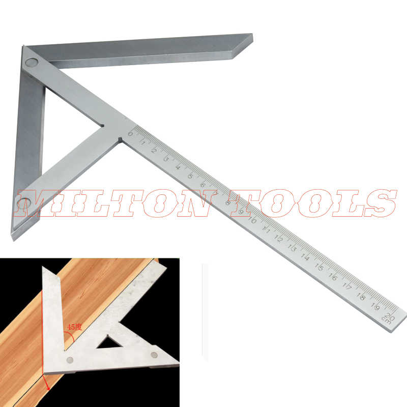 150x130mm Precision Center Centering Square Gauge Guaging Round Bar Marking Find