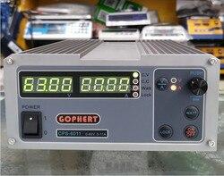 CPS-6011 60 V 11A Digital Verstelbare DC Laboratorium Voeding High Power Compact MCU PFC DC Voeding