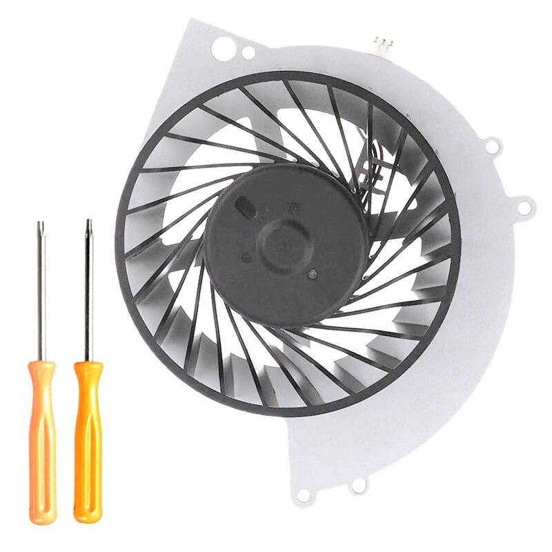 Hot Ksb0912He-Ck2Mc Internal Cooling Fan for Sony Ps4 Cuh-12Xx Cuh-1215A Cuh-1215B Cuh-1200 Cuh-1200Ab01 Cuh-1200Ab02 Console