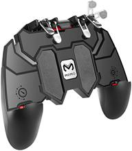 PUBG Mobile Gamepad Game Controller Joystick With Turnover Keys for FPS Gaming For IOS Android Universal 6 Fingers Playing