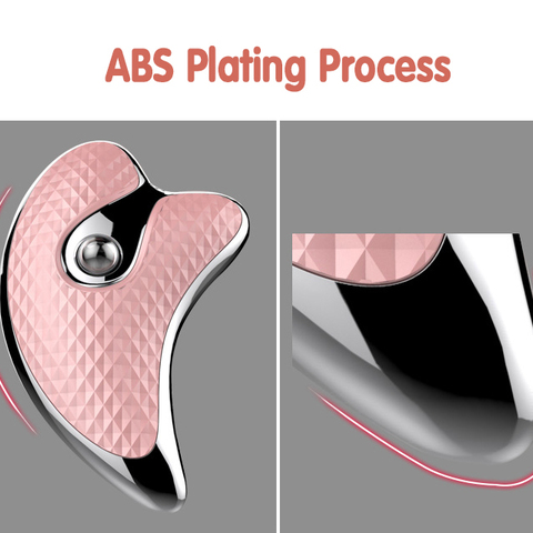 V-Face Skin Instrument Scraching Facial Eyes Scraping Gua Sha SPA Massage Tool Health Care Beauty Acupoints Plate Massager Karachi