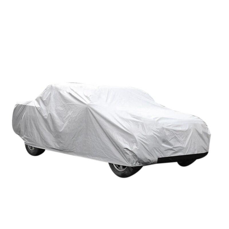 Пылезащитный чехол для грузовика с защитой от ветра, дождя, УФ-излучения для Ford F150 Ram 1500 Chevy Silverado GMC Sierra Toyota-Tundra
