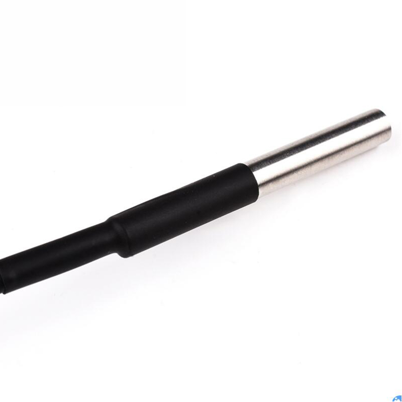 He914e4cd9e7247a99f08e82fde800ac2j - DS1820 Stainless steel package Waterproof DS18b20 temperature probe temperature sensor 18B20 for arduino