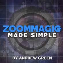 Magia zoom feito simples por andrew green truques de magia