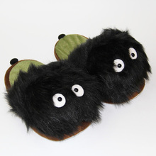 28cm New Cartoon My Neighbor Totoro Fairydust Plush Slipper