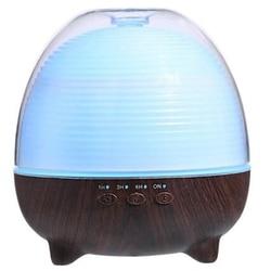 600Ml uchwyt kadzidła nawilżacz powietrza Aroma aromaterapia ultradźwiękowy 8 zmiana koloru dyfuzor olejków eterycznych w Nawilżacze powietrza od AGD na
