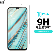 10 Pcs Tempered Glass For Oppo A9x Screen Protector 2.5D 9H Premium Protective Film
