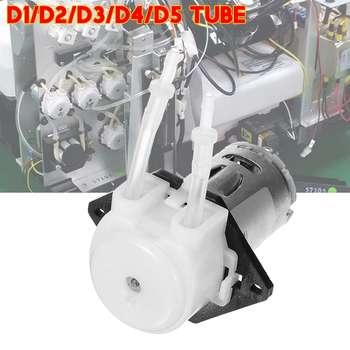 DC 12V duży przepływ pompy perystaltyczne mikro samozasysająca wyciszenie wody w płynie pompa silikonowe rurki do laboratorium dozujące analityczne pompy tanie i dobre opinie Pompa zębata Electric Elektryczne CN (pochodzenie) Niskie ciśnienie Standardowy Pomiaru SKUD45236