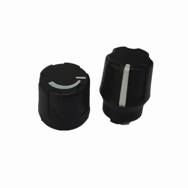 5 Pair Power Volume Switch Knobs FM Channel Knob Cap For Motorola MAG ONE A8 Radio Accessories Walkie Talkie