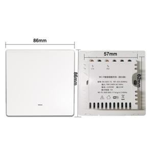 Image 5 - Lonsonho eWeLink WiFi Smart Switch RF433 UK Push Button Smart Home Automation Module Compatible Alexa Google Home Assistant