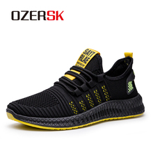 OZERSK Summer Hot Sale High Quality Fashion Sneakers Lightweight Men Ca