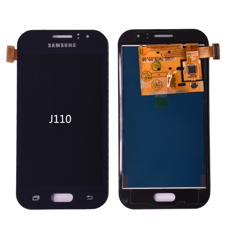 J111 LCD For <font><b>Samsung</b></font> Galaxy <font><b>J1</b></font> <font><b>Ace</b></font> J110 LCD <font><b>Display</b></font> Touch Screen Digitizer Assembly for <font><b>J1</b></font> <font><b>Ace</b></font> Duos Can adjust brightness image