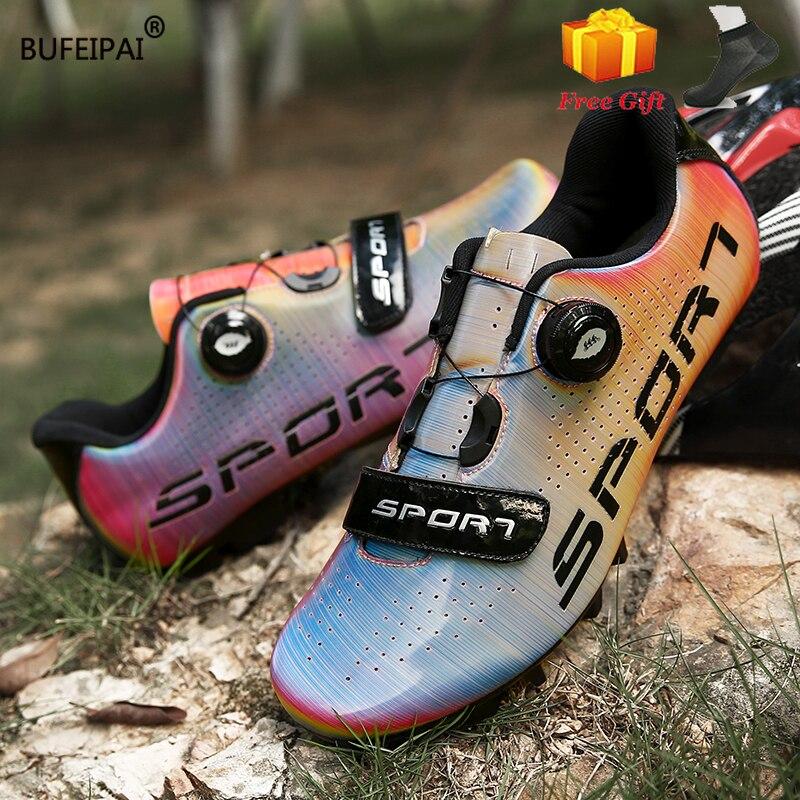 Купить 2020 профессиональная спортивная обувь для велоспорта улицы