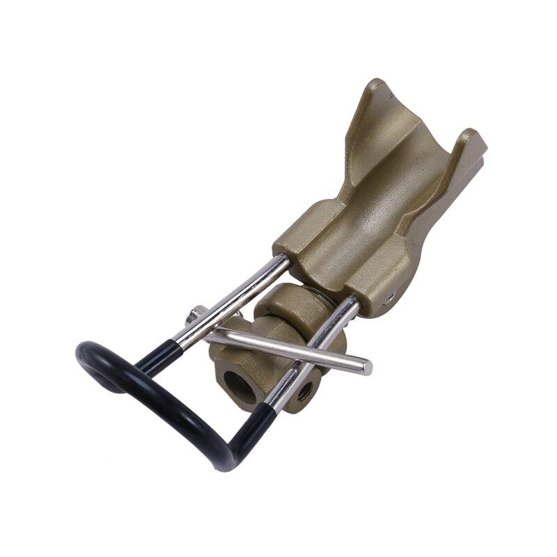 Fishing Rod Holder Stand Angle Adjustable Bracket Fishing Rod Stents Holder Fishing Tackle Accessory