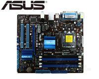 ASUS P5G41C-M LX оригинальная материнская плата DDR2 DDR3 LGA 775 USB2.0 VGA плата 8 Гб G41 для настольных ПК