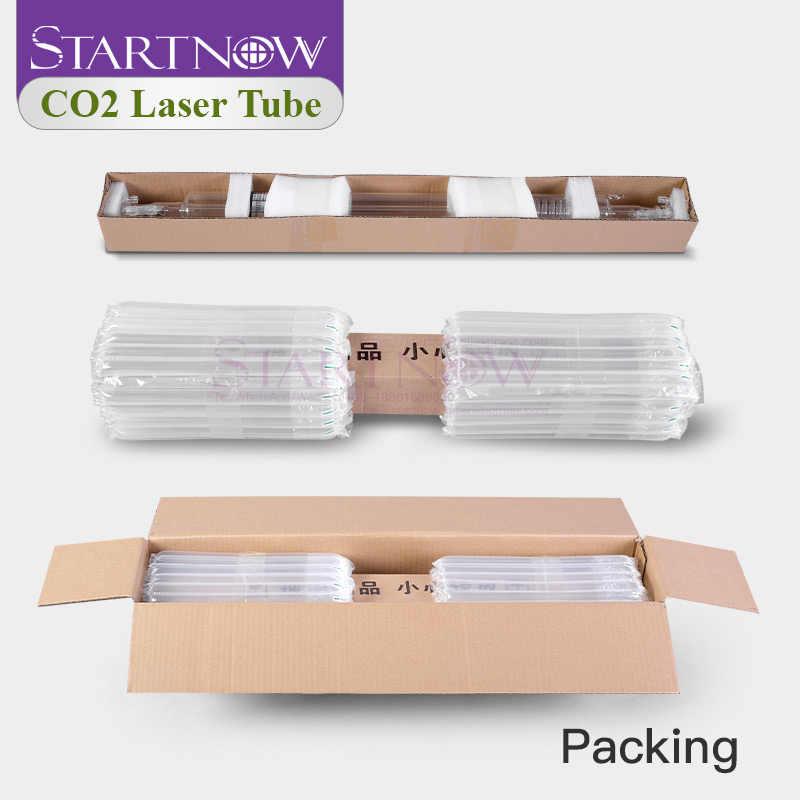 Startnow 45W CO2 Glas Rohr Laser Rohr 800mm Für CO2 Laser Gravur Schneiden Carving Lampe Marker Maschine Zubehör großhandel