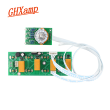 GHXAMP Amplifier Signal Source Switch Board Audio Select Gold plated RCA Compatible Bluetooth input (4 Input 1 Output )