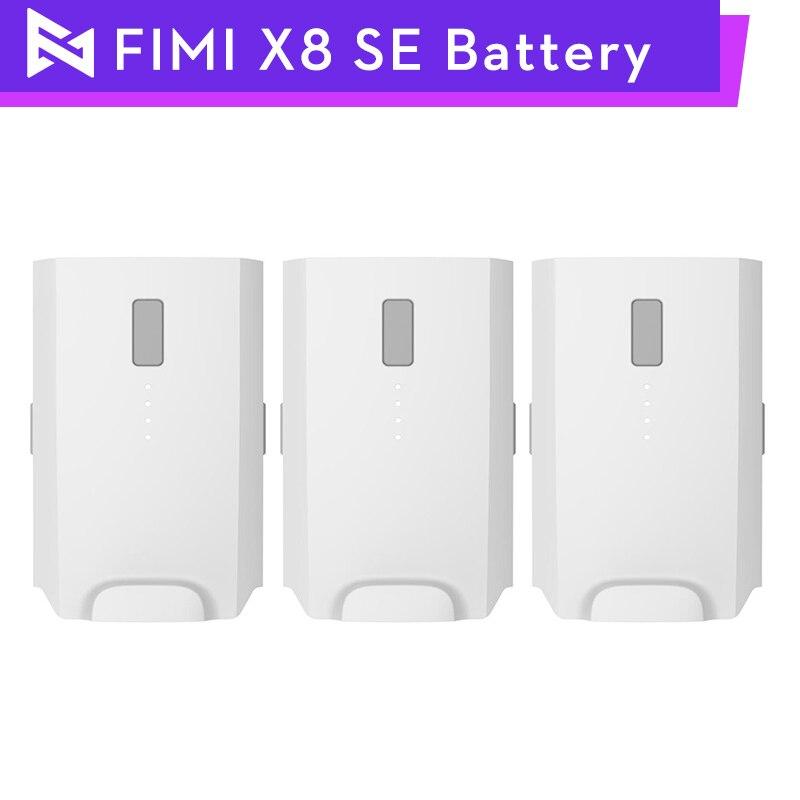 Original FIMI X8 SE Battery 11.4V 4500mAh for Xiaomi X8 SE Drone Intelligent Flight Battery|Drone Batterys| |  - title=