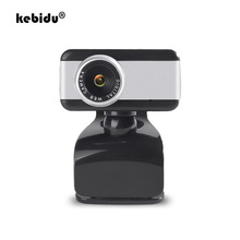 Webcam Notebook Computer Camera Hd Digital Microphone-Clip Laptop with New Mega Pixel