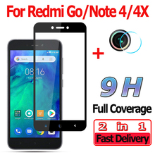 2 in 1 Screen Protector for Xiaomi Redmi Go Note 4X Tempered Glass Redmi Note 4 X Camera Lens Xiaomi Redmi Go Protective Glass go ngo partnership in implementing anfbe in addis ababa