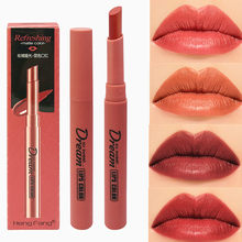 2020 New 9 Color Sexy Long-lasting Lip Liner Matte Velvety Lip Pencil Waterproof Moisturizing Lipsticks Makeup Contour Cosmetics(China)
