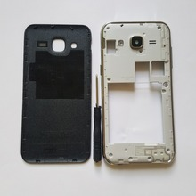 Housing Phone-Chassis Back-Cover Middle-Frame Rear-Battery Samsung Galaxy for J2 J200/J200h/J200f/..
