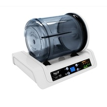 220V Household Electric Vacuum  Food Marinator Tumbling Machine LCD Inteliigent Automatic Commercial Hamburger Pickling