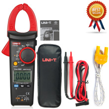 UNI-T UT213B 400A Digital Clamp Meters Voltage Resistance Capacitance Multimeter Temperature