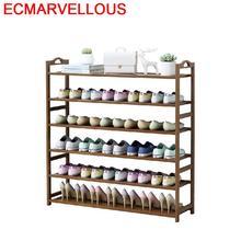 El Hogar Placard De Rangement Minimalist Schoenenrek Organizador Closet Zapatero Sapateira Cabinet Furniture Mueble Shoes Rack