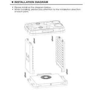 Image 4 - Vertikale Stand, Lüfter Kühler, Spiel Lagerung Turm, Lade Dock Station, multi Für Playstation 4 PS4 Pro Dünne PS Bewegen PS VR