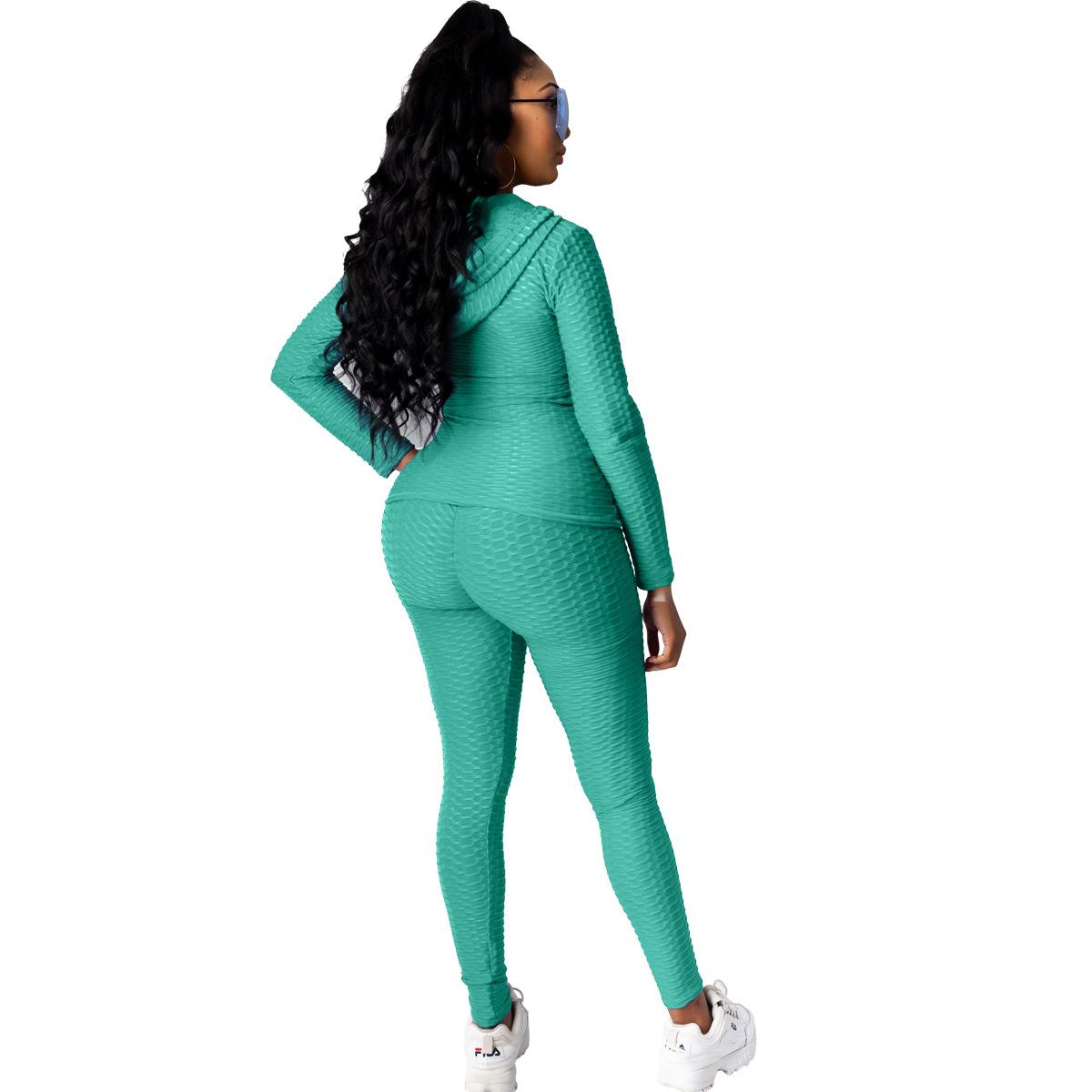 Женская повседневная одежда из двух предметов брюки и топ на