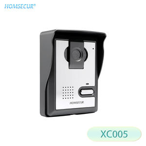 HOMSECUR 700TVLine Outdoor Camera XC005 For Video Door Phone System