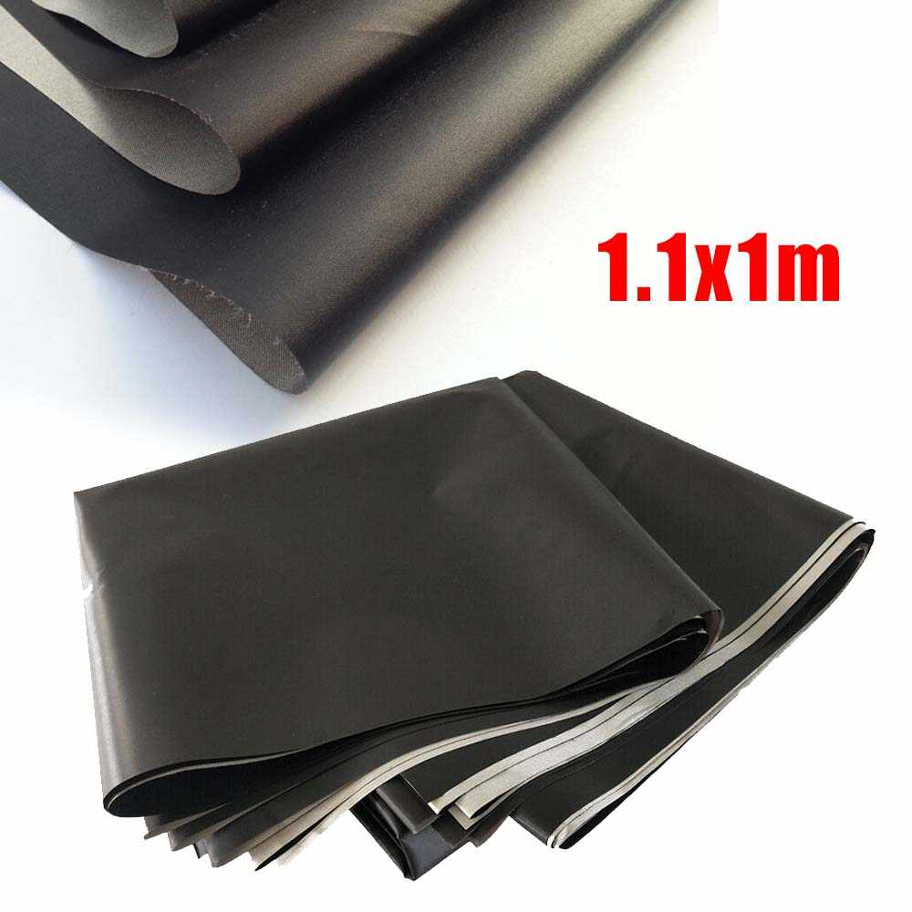 Anti-scanning EMF RF RFID Shielding Fabric Material Protective Clothing Supplies