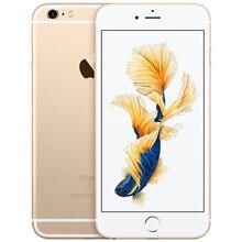RefurbishedApple iPhone 6S плюс 2 Гб Оперативная память 16 Гб/64/128 ГБ Встроенная память 5,5 дюймовый двухъядерный 12.0MP Камера 4K видео iOS LTE мобильный телефон с определением отпечатка пальца