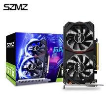 Karta graficzna SZMZ oryginalna karta graficzna GTX 960 4GB 2GB GDDR5 do kart VGA Geforce GTX 960 Placa karta graficzna do gier 4GB 2GB